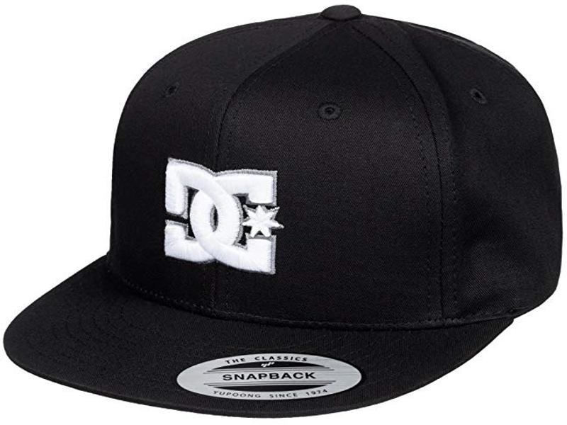 d93018976 ▷【 Gorras Planas DC 】| ¿Qué significa DC en las gorras?