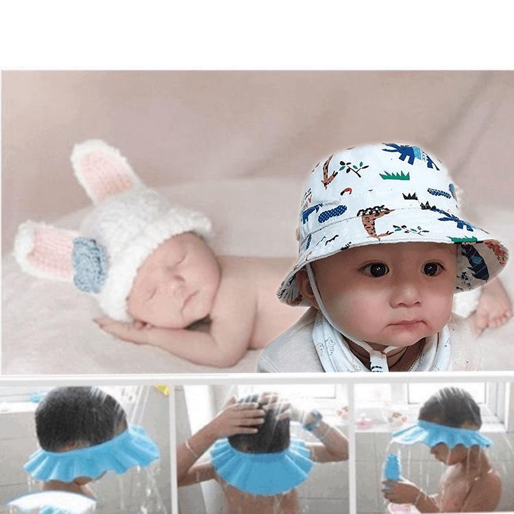 ca7210b3feacc ▷  gorros para bebes  - Seguridad para nuestro bebe ¡Precio increible!