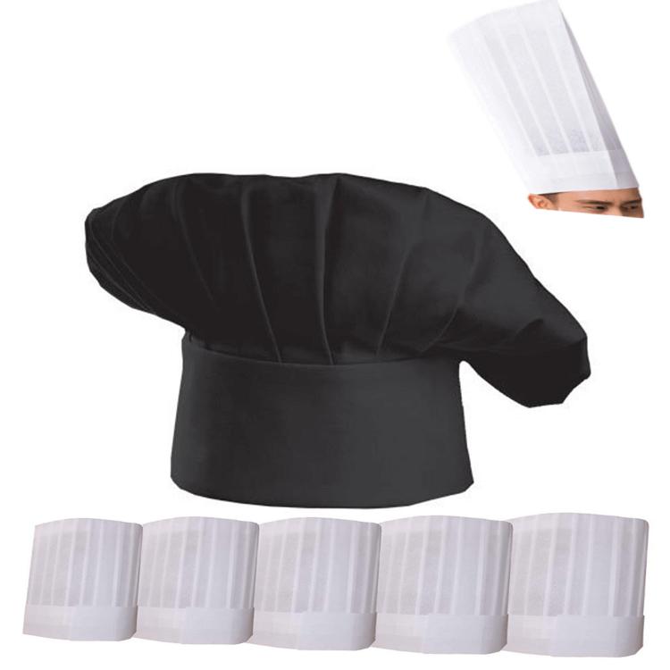 21b79cb1d3d ▷【 Gorros de cocineros 】- Estrenalos en la cocina ¡Precio increible!